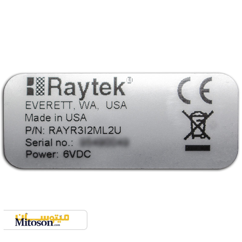 ترمومتر لیزری رنج Raytek(2ML2U) 3i