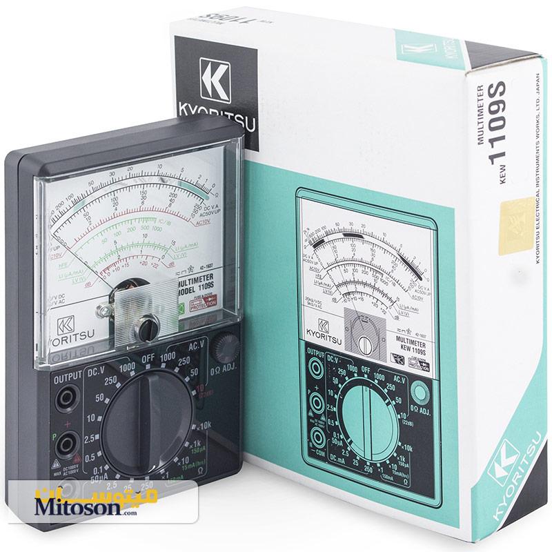 مولتی متر کیوریتسو 1109S
