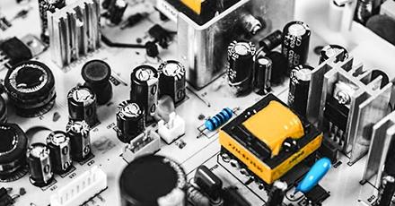 گروه تجهیزات صنعتی - الکترونیک