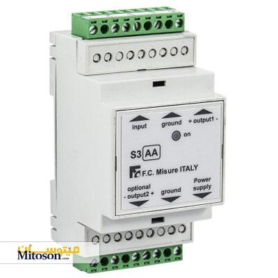 ترانسدیوسر جریان AC میزوره مدل S3AA1251