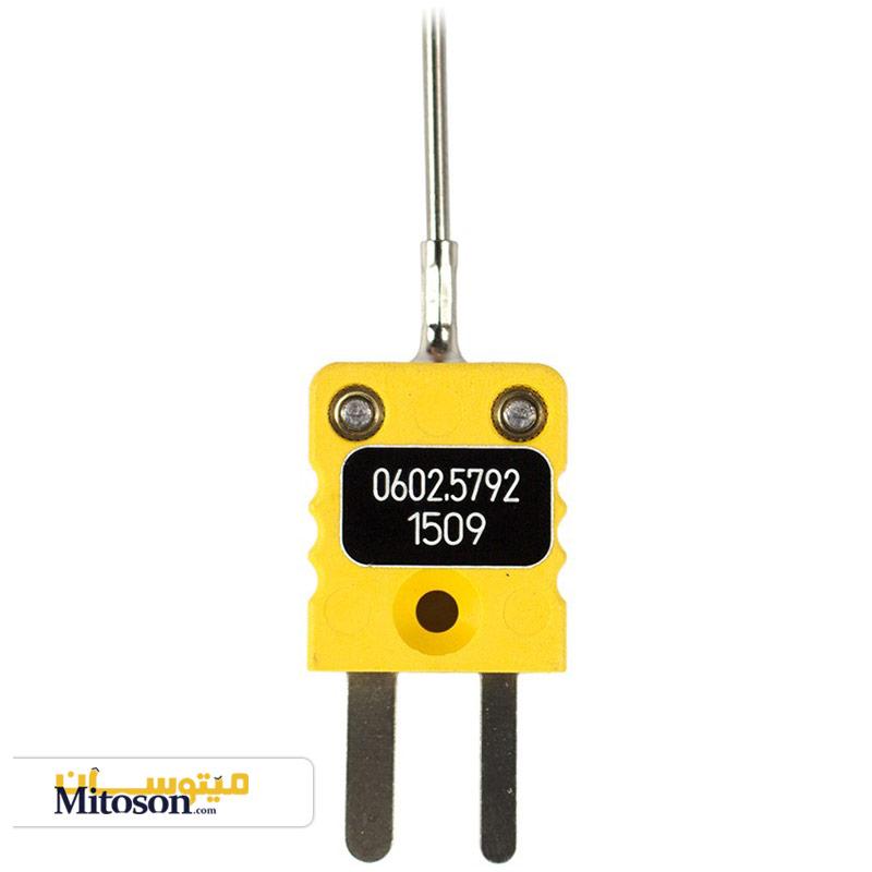 پراب قابل انعطاف برای استفاده در دمای بالا،نوع K،20اینچ