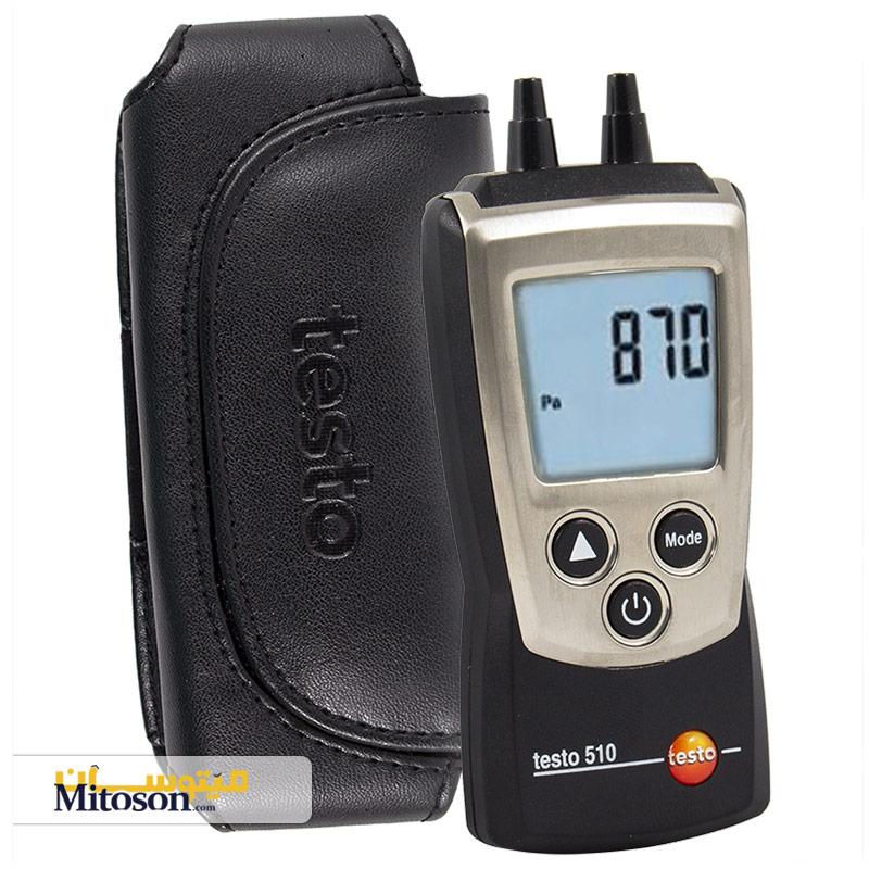 فشارسنج (مانومتر) دیجیتال تستو 510