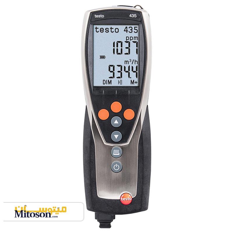 کیفیت سنج هوای داخل محیط 1-435 تستو
