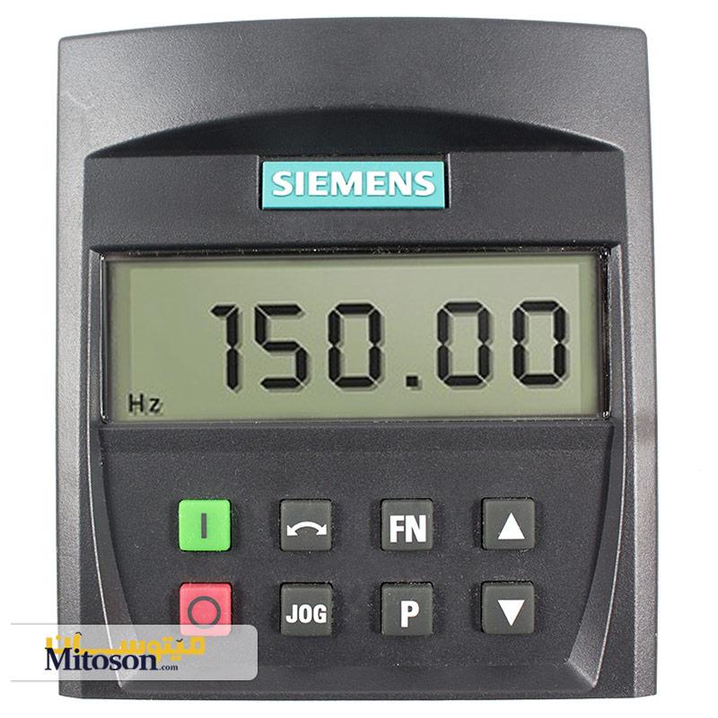 پنل اپراتور 6SE6400-OBP00-0AA0