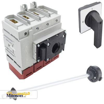 کلیدهای زیر بار نوع HLT250-4V-Z20-65