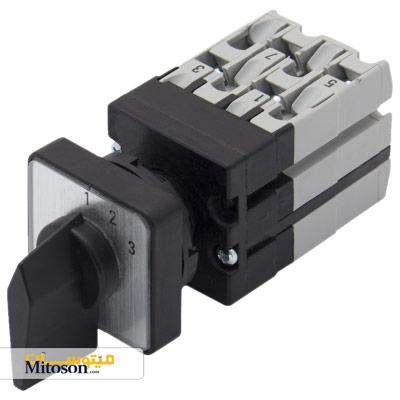 کلید گردان سونتیمر ST31-6ZM