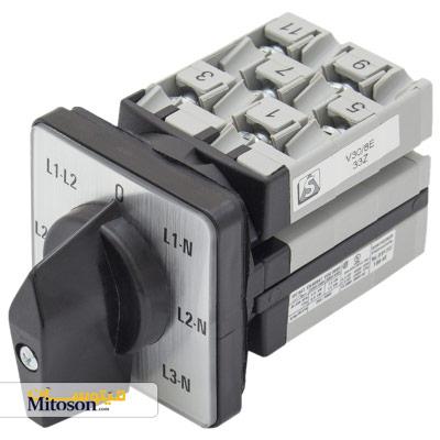کلیدگردان سونتیمر V30-8E